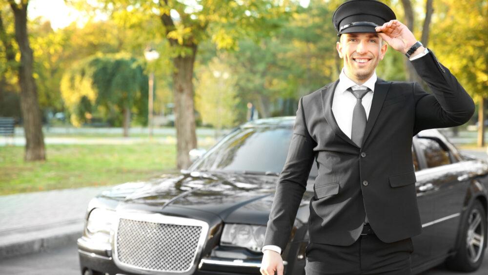 hiring a chauffeur service